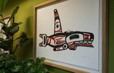 Haida Whale