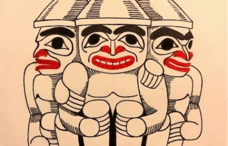 Haida Watchmen Lyle Campbell